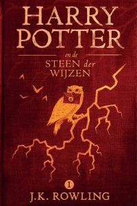 JK Rowling - Harry Potter en de Steen der Wijzen