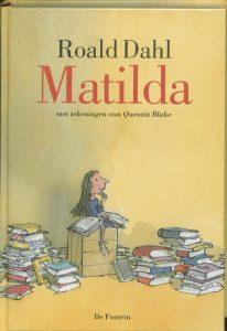 Matilda - Roald Dahl en Quentin Blake